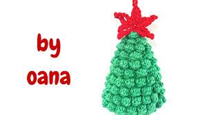 crochet bubbles christmas tree youtube