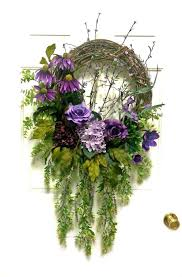 365 best wreath designs images on pinterest spring wreaths