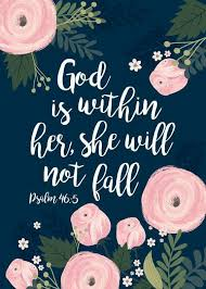 psalms 46 5 print bible verse god is within she will not