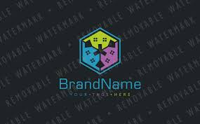 beauty sle box programs house box logo template 67091