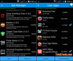 delete apps android remove system apps in android with root app delete
