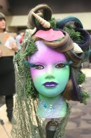 hair show themes albuquerque underdog wins hair show with under the sea theme