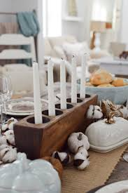 simple u0026 natural table setting ideas the inspired room