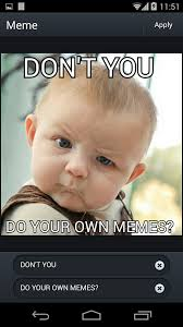 Use Your Own Picture Meme - smileys and memes for chat app ranking and store data app annie