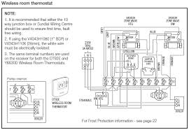 wiring diagram for central heating room thermostat best wiring