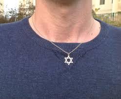 necklace man images Mens necklacegold necklace for menstar of david jpg