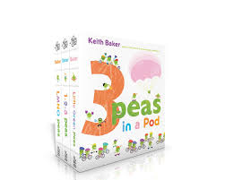 3 peas in a pod 3 peas in a pod book by keith baker official publisher page