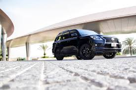 2016 lexus lx 570 uae lexus marks 25 years with limited supercharged lx 570 suv