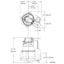 model 98 zoeller pump company