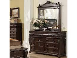home insights hillsboro dresser w landscape mirror great