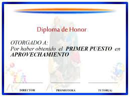 diplomas de primaria descargar diplomas de primaria diploma de aprovechamiento office templates