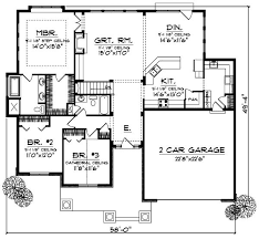3 Bedroom Open Floor House Plans 675 Best House Plans Images On Pinterest House Floor Plans