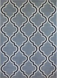 Modern Style Area Rugs Modern Contemporary Geometric Area Rug Runner Accent Mat Carpet Ebay
