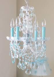 blue crystal chandelier light 4 light beaded sea blue crystal chandelier