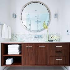 Modern Bathroom Vanity Mirror - resplendent danish modern bathroom vanities with small minimalist