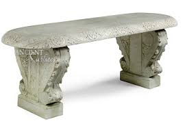 antique limestone and marble benches by ancient surfaceshttp www