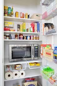 Kitchen Cabinet Microwave Shelf Best 25 Microwave Storage Ideas On Pinterest Microwave Cabinet