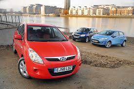 new hyundai i20 vs rivals auto express