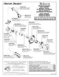 American Standard Faucet Diagram American Standard Bathtub Faucet Bathroom Design