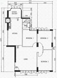 Floor 60 by Floor Plans For 60 Marine Drive S 440060 Hdb Details Srx Property