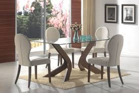 modern glass dining tables decor references modern glass dining table miami
