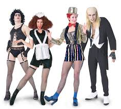 party city couples halloween costumes rocky horror picture show frank furter wig rocky horror