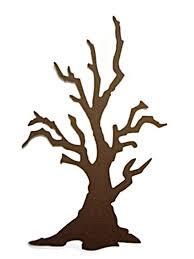 tree die cuts spooky tree branch tree die cut fall tree