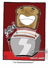 Toasters Toast Toast Toasts Cartoons And Comics Funny Pictures From Cartoonstock