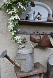 118 best vintage watering cans images on pinterest watering cans