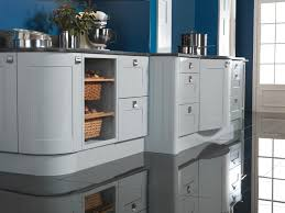 Oak Kitchen Island Units Kitchen Design With Awesome Pendle Pastel Curved Units Also