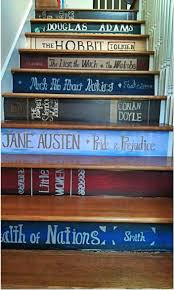 a book nerds staircase attic library book staircase and diy