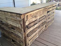 best 25 pallet bar ideas on pinterest pallet furniture garden