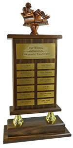 Fantasy Football Armchair Quarterback Trophy Fantasy Football Perpetual Trophy Quicktrophy