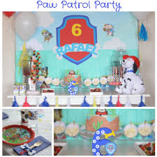 the party supplies paw patrol party the party ville party planner luxembourg