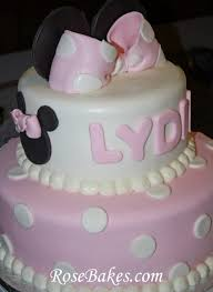 minnie mouse 1st birthday cake mouse birthday cake