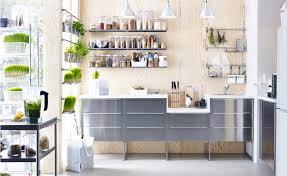 ikea edelstahl küche küche u a bestehend aus metod unterschränken mit 3 grevsta