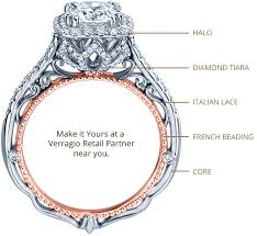 verragio wedding rings verragio authorized retailers designer engagement rings and
