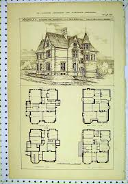 victorian mansion plans victorian house designs floor plans home design and style