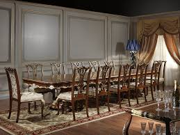 the luxury meeting table in the classic style of louis xv