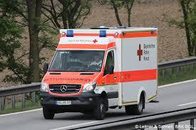 Baden Blitz Rettungswagen Wird Vom Blitz Getroffen Rettungsdienst De