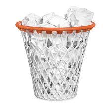 panier de basket bureau corbeille à papier panier de basket idée cadeau
