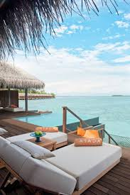 best overwater bungalow resorts ayada resort maldives islands