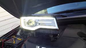led lights for 2014 jeep grand 2014 jeep grand led hid conversion