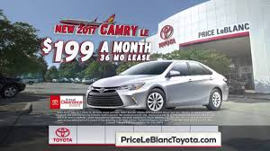 price leblanc toyota used cars price leblanc toyota annual clearance event camry special