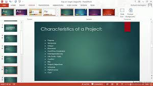 custom design layout powerpoint powerpoint tutorial how to change templates and themes lynda com