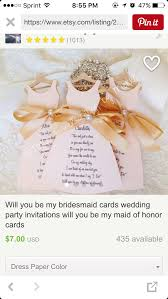 bridesmaids invites 53 best wedding invitations images on bridal invitations