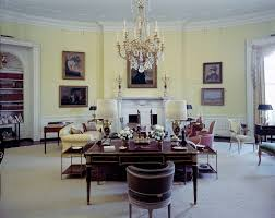 kn c21423 yellow oval room in the white house john f kennedy