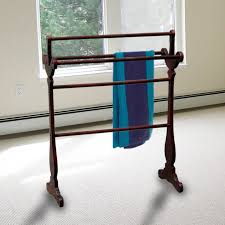 Free Standing Towel Stands For Bathrooms Free Standing Towel Rack Best 25 Free Standing Towel Rack Ideas On
