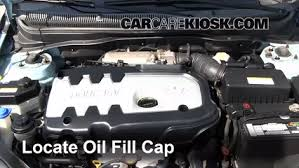 how many quarts of does a hyundai accent take how to add hyundai accent 2006 2011 2007 hyundai accent se