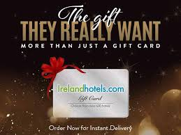 hotel gift cards hotel gift card hotel voucher ireland hotel gift